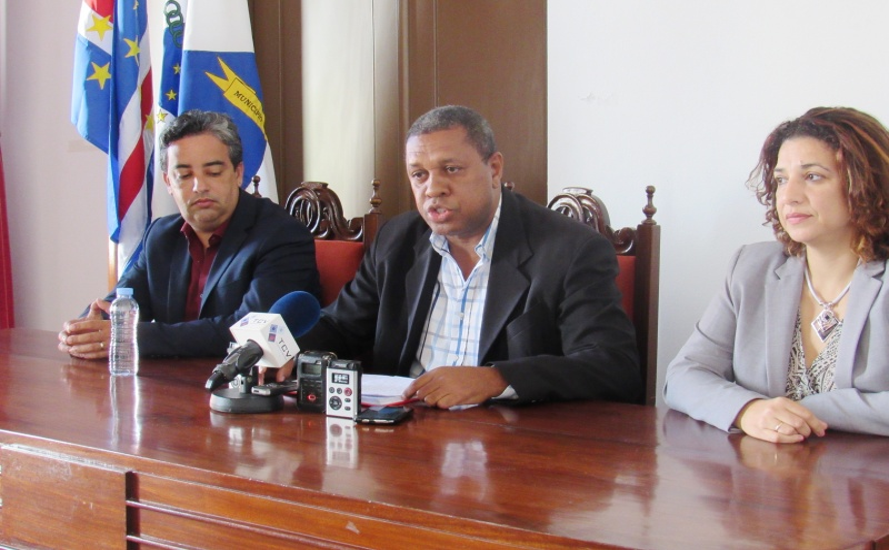 Rodrigo Martins, Augusto Neves e  Lídia  Lima