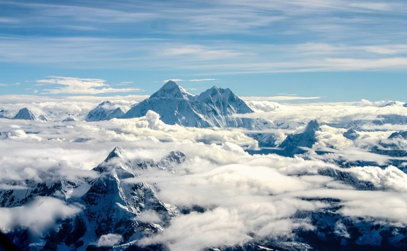 Monte Evereste, Nepal