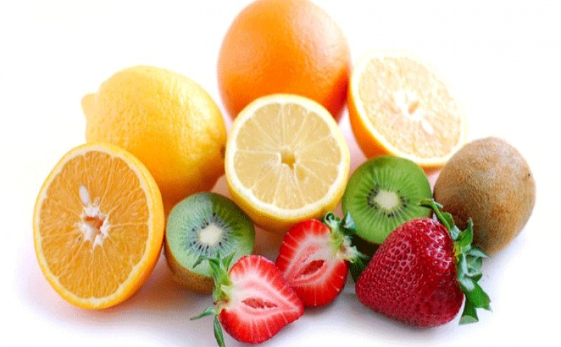 Frutas são ricas em vitamina C