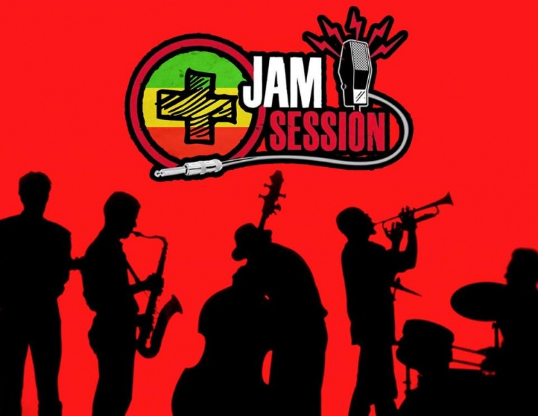 Cartaz da Jam Session