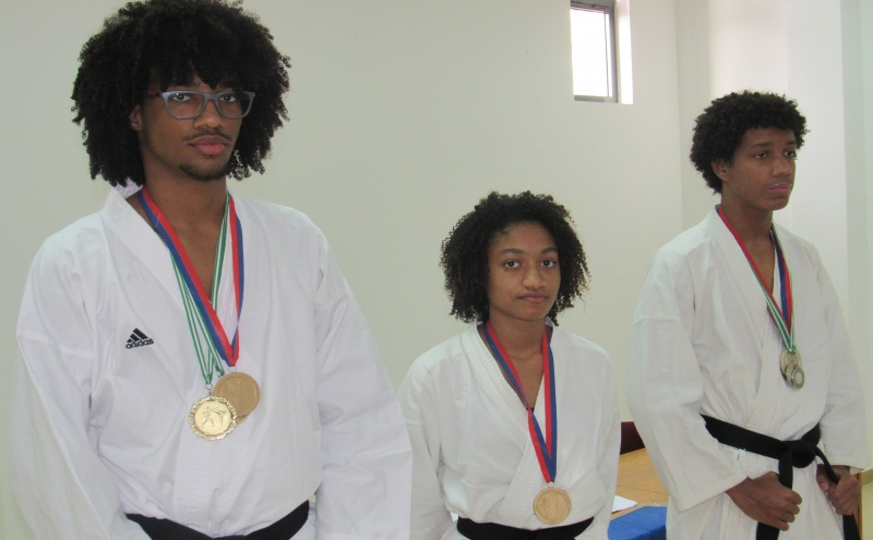Renato Fortes, Silviane Monteiro e Mauro Soares