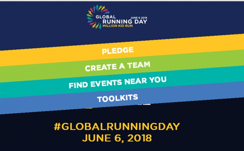 Global Running Day 2018