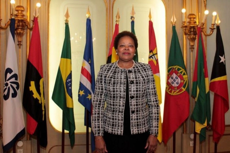 Maria do Carmo Silveira Secretária Executiva da CPLP