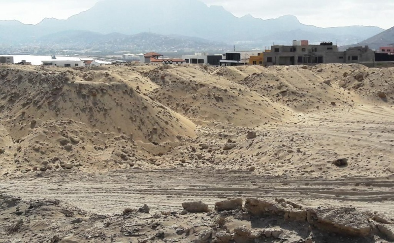 Banco de areia de Lazareto