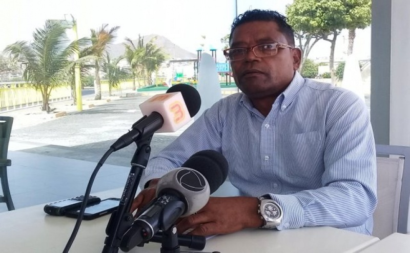 Presidente do SIACSA, Gilberto Lima