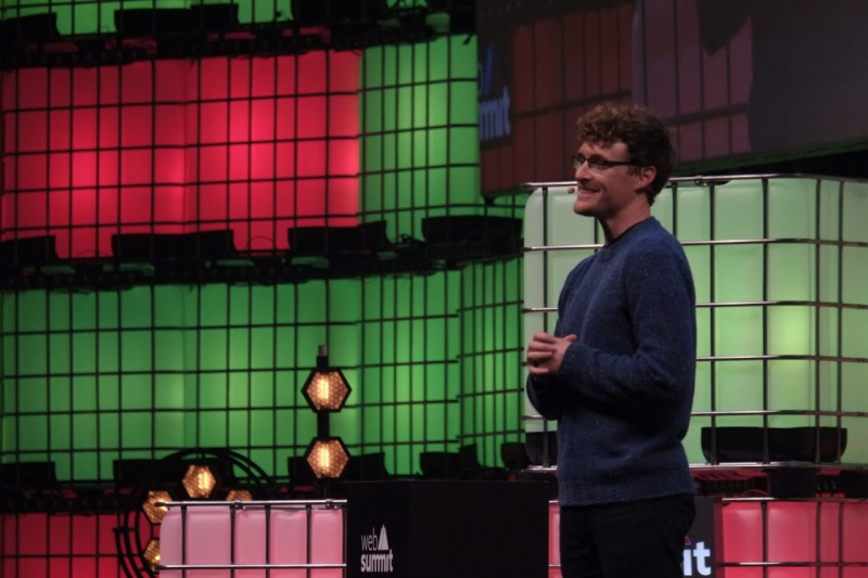 Paddy Cosgrove é o mentor do WebSummit