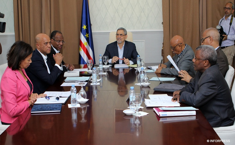Reunião da presidência da CPLP