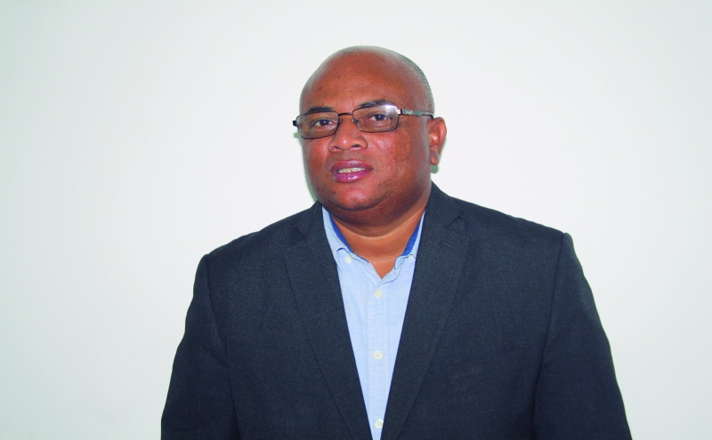 Clemente Garcia, presidente da Câmara Municipal de São Domingos