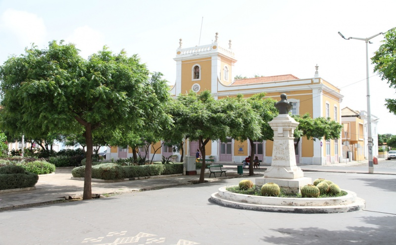 Praça Alexandre Albuquerque