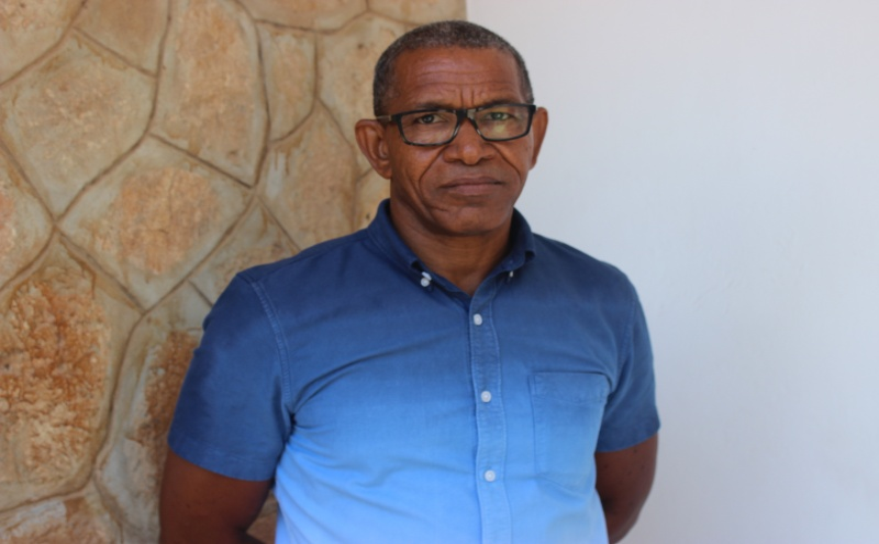 Manuel Alves, antigo Comandante da Guarda Fiscal