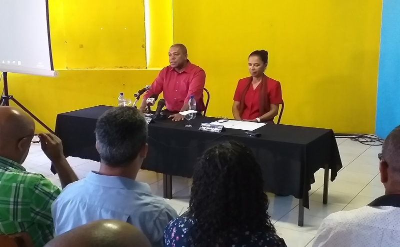 Augusto Neves e Eunice Silva