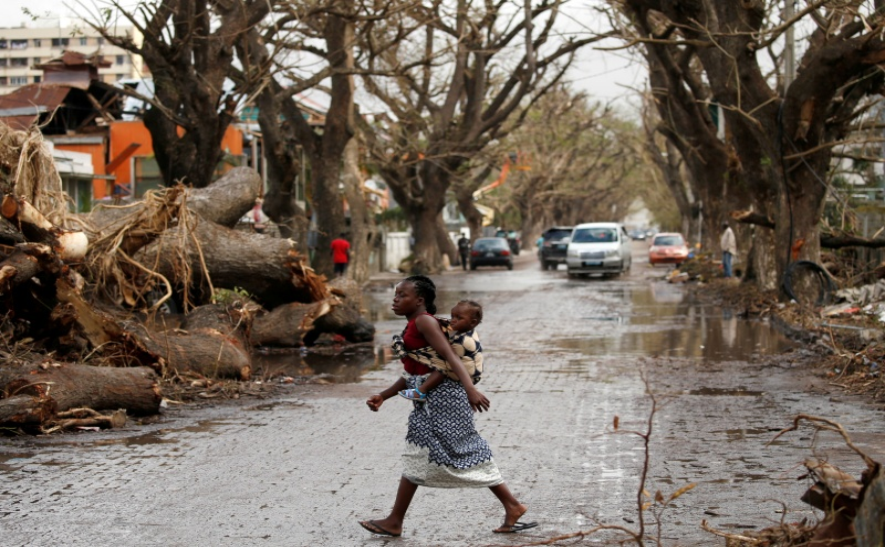 Moçambique precisa de 3,2 mil milhões de dólares para a reconstrução