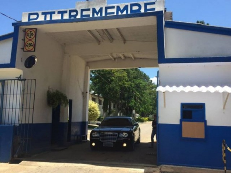 Prisão de Tremembé
