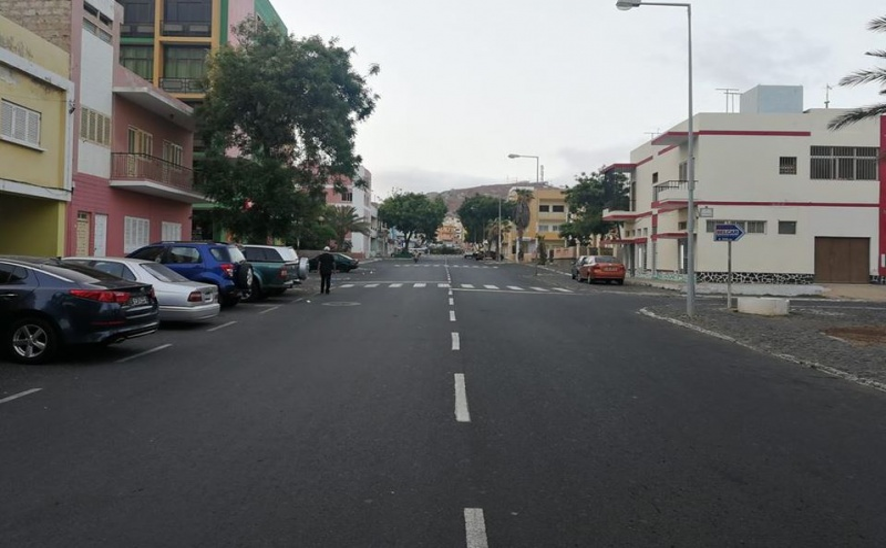 Avenida de Holanda, Monte Sossego