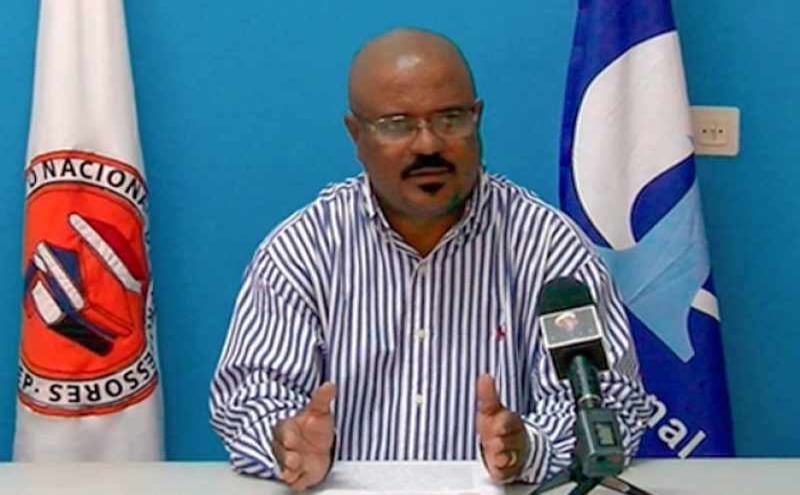 Presidente do Sindicato Nacional dos Professores, Jorge Cardoso